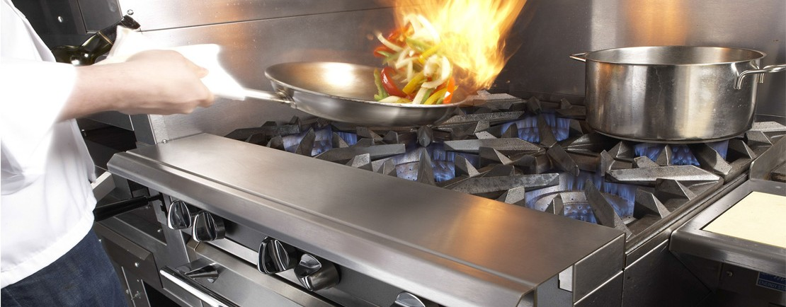 Commercial Kitchen, Restaurant & Food Equipment Repair